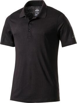 McKINLEY Active Pellew shirt Heren Zwart