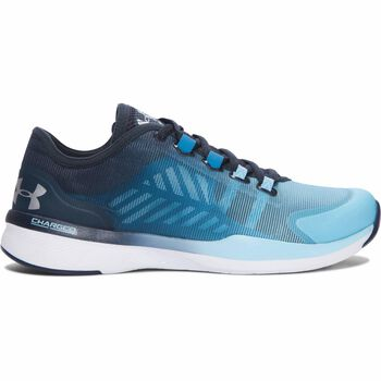 Under Armour Charged Push TR fitness schoenen Dames Blauw