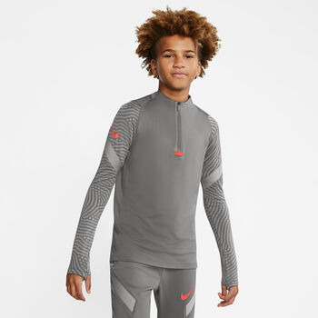Nike Dri-FIT Strike kids top Grijs