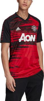 adidas Manchester United Pre-Match shirt Heren Rood