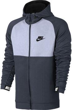 Nike Sportswear hoodie Heren Blauw