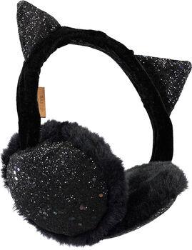 Barts Lulu oorwarmers Zwart