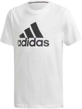 ADIDAS Badge Of Sport shirt Wit