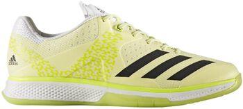 Adidas Counterblast indoorschoenen Dames Geel