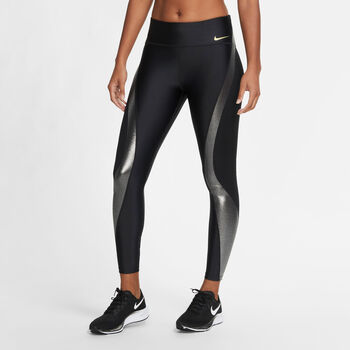 Nike Icon Clash Speed tight Dames Zwart