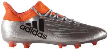 ADIDAS X16.2 FG voetbalschoenen Heren Grijs