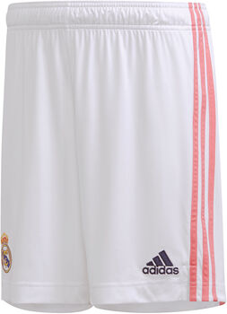 adidas Real Madrid Thuisshort 20/21  Heren Wit