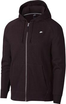Nike Optic hoodie Heren Rood