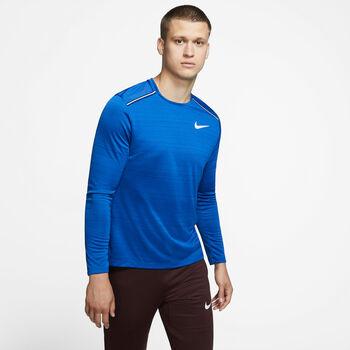 Nike Dry Miler shirt Heren Blauw