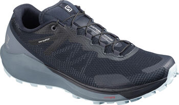 Salomon Sense Ride 3 trailschoenen Dames Blauw