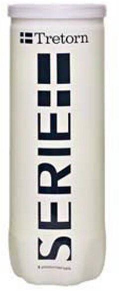 Serie+ 3-tube tennisballen
