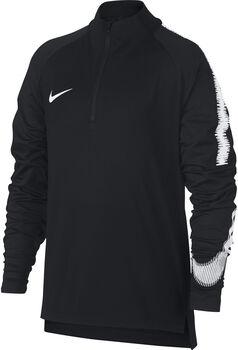 Nike Dry Squad shirt Jongens Zwart