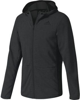 Adidas Climacool Workout hoodie Heren Zwart