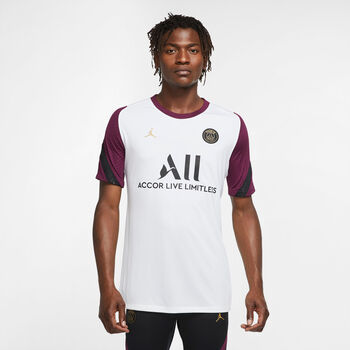 Nike Paris Saint-Germain Strike top Heren Wit