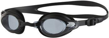 Speedo Mariner Supreme Mirror zwembril Zwart