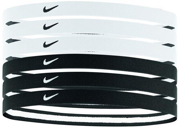 Swoosh 6-pack haarbandjes