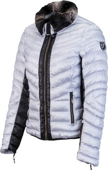 Falcon Christelle ski-jack Dames Wit