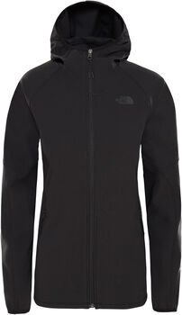 The North Face Apex Nimble hoodie Dames Zwart