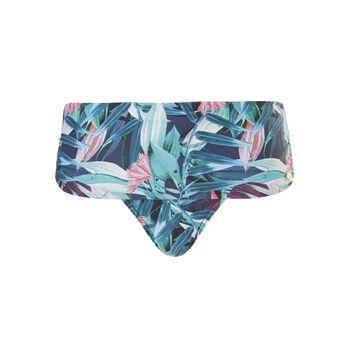 Wow Flipover Brief bikinibroekje Dames Groen