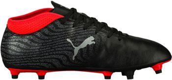 Puma ONE 18.4 FG voetbalschoenen Zwart