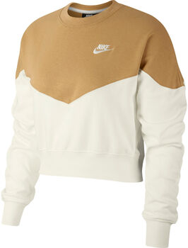Nike Sportswear sweater Dames Wit