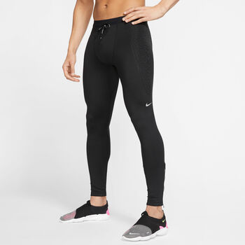 Nike Power legging Heren Zwart