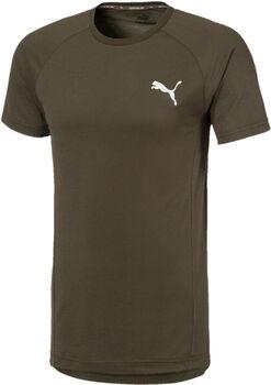 Puma Evostripe shirt Heren Zwart