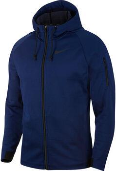 Nike Therma Sphere hoodie Heren Blauw