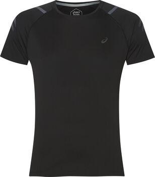 Asics Icon SS shirt Heren Zwart