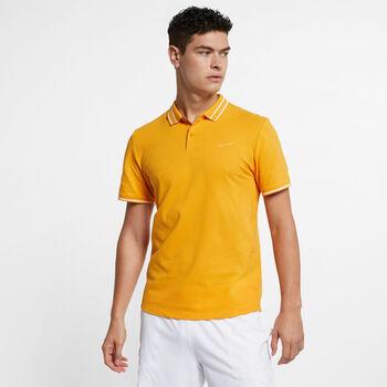Nike Court Advantage polo Heren Grijs