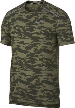 Nike Rise 365 shirt Heren Groen