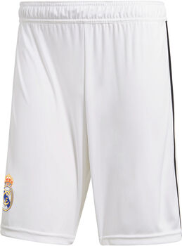 ADIDAS Real Madrid Thuisshort 2018-2019 Heren Wit