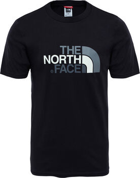 The North Face Easy shirt Heren Zwart