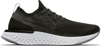 Nike Epic React Flyknit 1 Running Shoe Dames Zwart