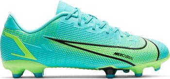 Nike Mercurial Vapor 14 Academy FG/MG voetbalschoenen Blauw