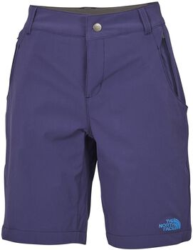 The North Face Woven short Dames Blauw