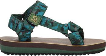 Sinner Alor kids sandalen Heren Groen