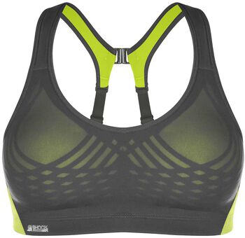 Shock Absorber Ultimate Fly sportbeha Dames Grijs