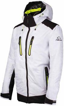 Falcon Rock ski-jack Heren Wit