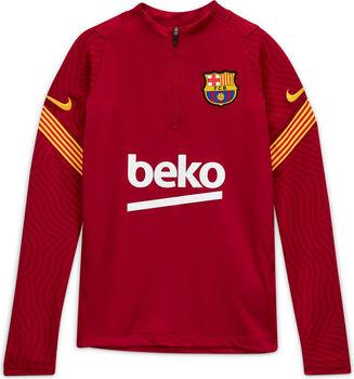 Nike FC Barcelona Strike Drill kids top Jongens Rood