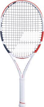 Babolat Pure Strike 25 kids tennisracket Jongens Wit