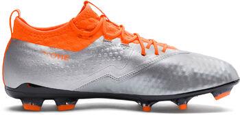 Puma One 2 Leather FG voetbalschoenen Grijs