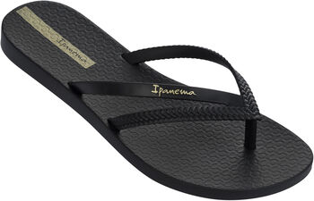 Ipanema Bossa slippers Dames Zwart
