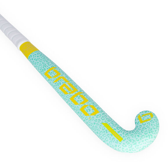 O'Geez Animal Cheetah kids hockeystick