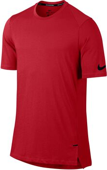 Nike Breathe Elite Basketbal shirt Heren Rood