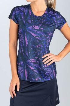 Sjeng Sports Lexie Plus shirt Dames Paars