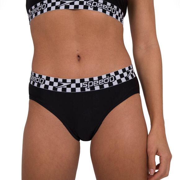 Solid U-Back bikini