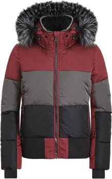Luhta Ekholm ski-jack Dames Rood