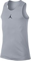 Nike Jordan Rise Basketbal hemd Heren Zwart