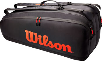Wilson Tour 6-Pack tennistas Rood